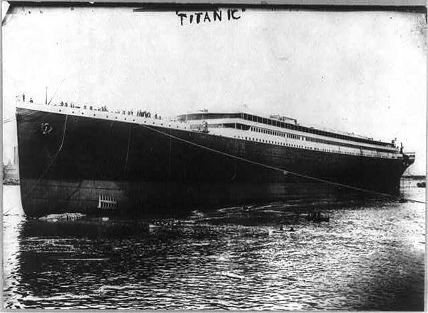 Shipping disaster in The Irish Sea