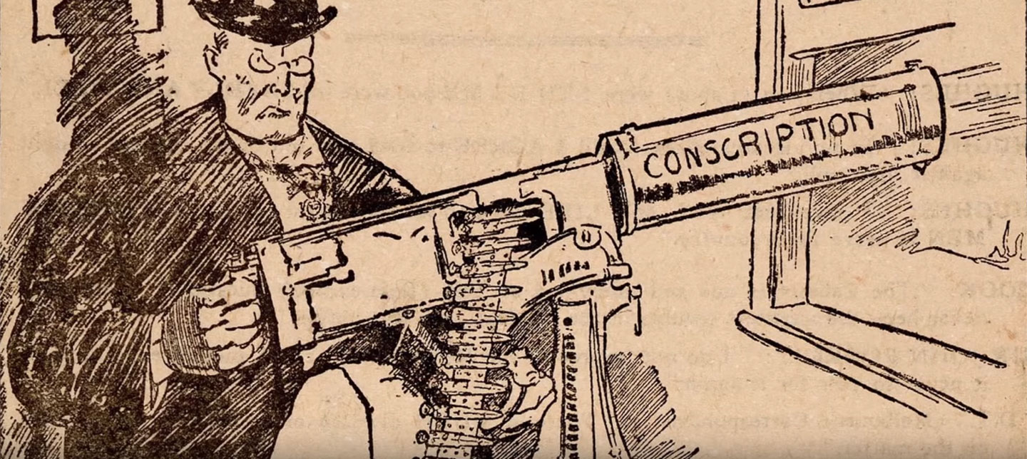 Conscription and Irish Labour