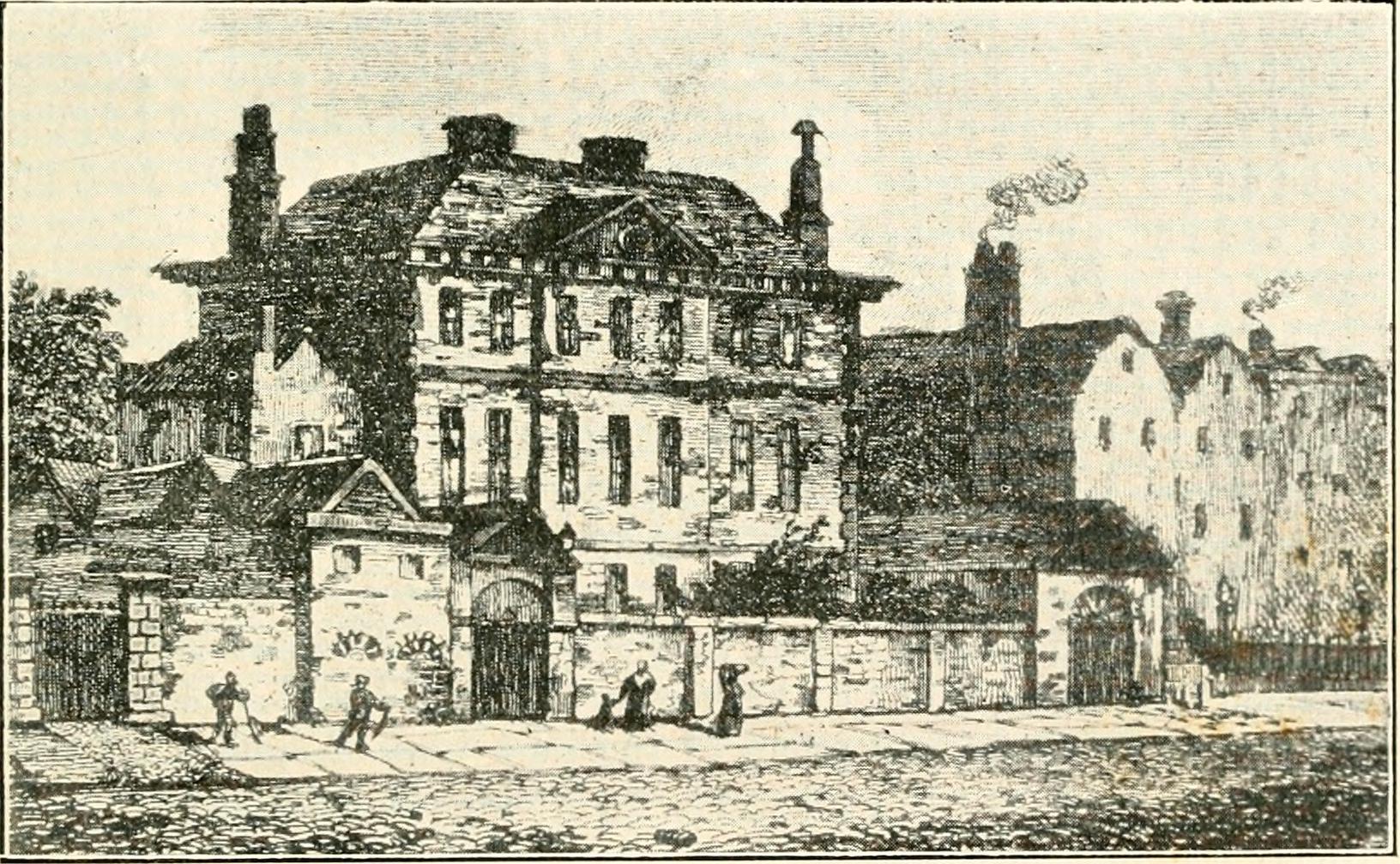 Sites of 1916: Mendicity Institution