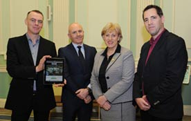 Launch of Century Ireland's Easter Rising Online Exhibition