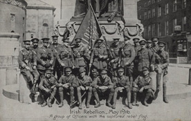 Suppressing the Rebellion: The British Forces in 1916