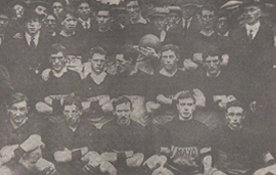 The West Awakes: The story of Mayo footballers & the 1916 All-Ireland final