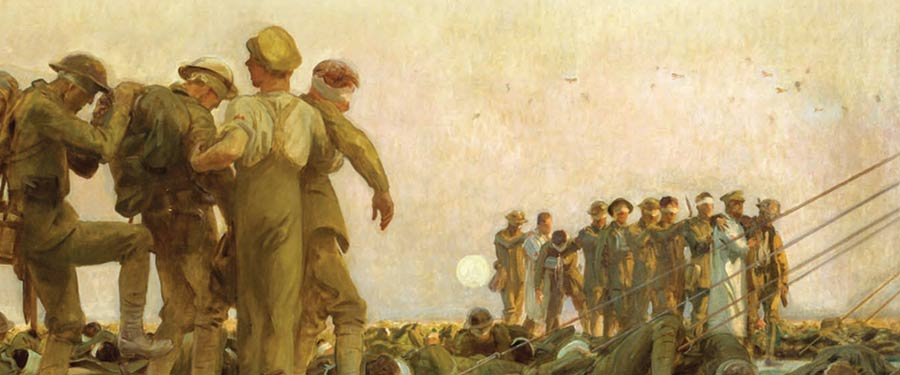RTÉ The History Show - Irish Sporting Heroes and Doctors in World War One