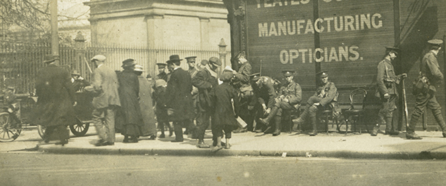 RTÉ History Show: 1916 Eyewitness Accounts from the National Folklore Collection