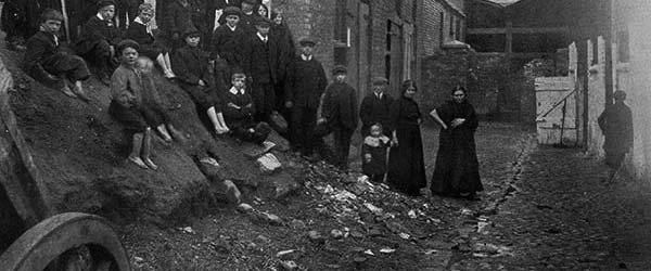 RTÉ - The History Show - Disease and dirt in Dublin