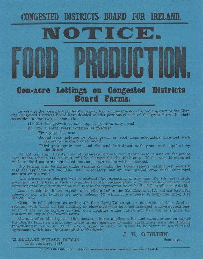 Ed113 Food Production Poster Ad Advertisement