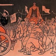 Cartoons & sketches from the Easter Rising