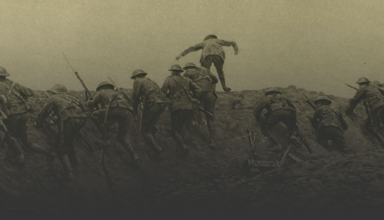 Major Theme - Battle of the Somme