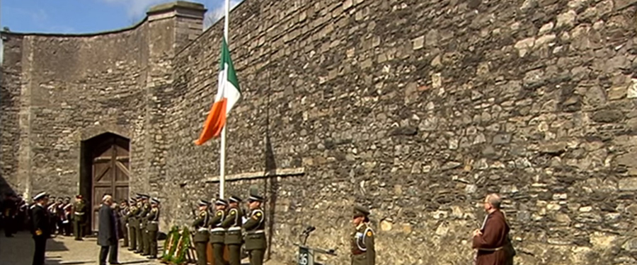 Ceremonies mark centenary of executions of 1916 Leaders
