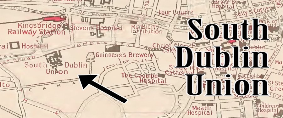 Sites of 1916: South Dublin Union