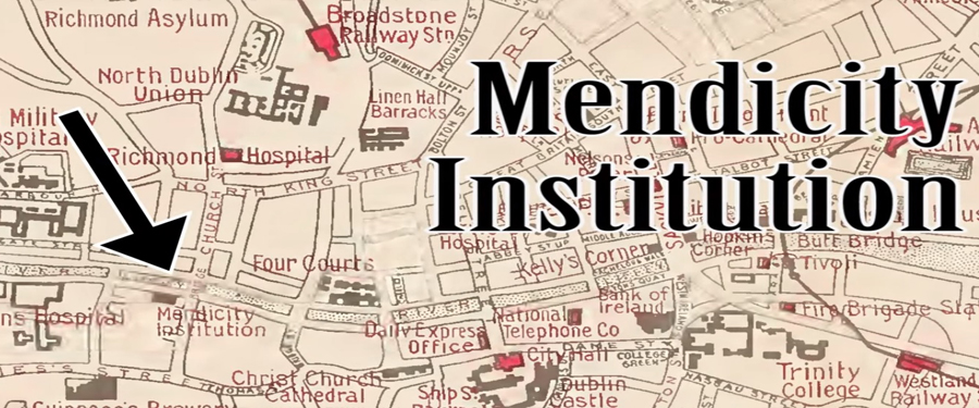 Sites of 1916: Mendicity Institution