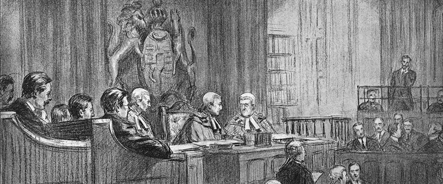 The Black Diaries and the Trial of Roger Casement