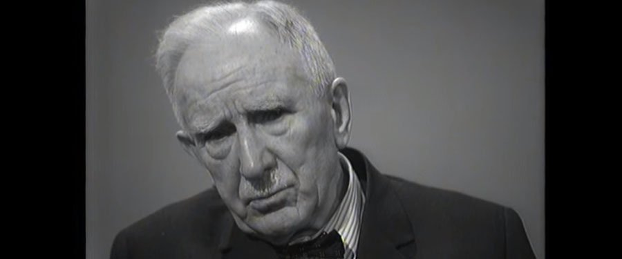 RTÉ Archives: Denis McCullough