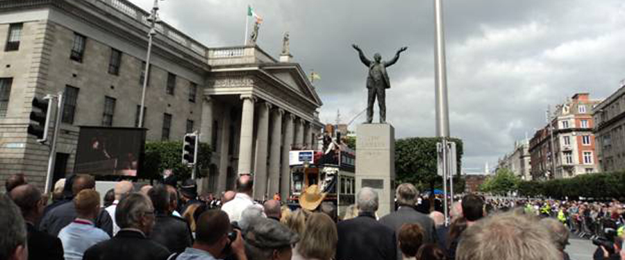 State Commemoration of the 1913 Lockout
