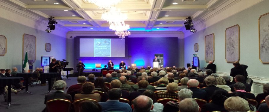 Launch of 1916 Oral History Collection