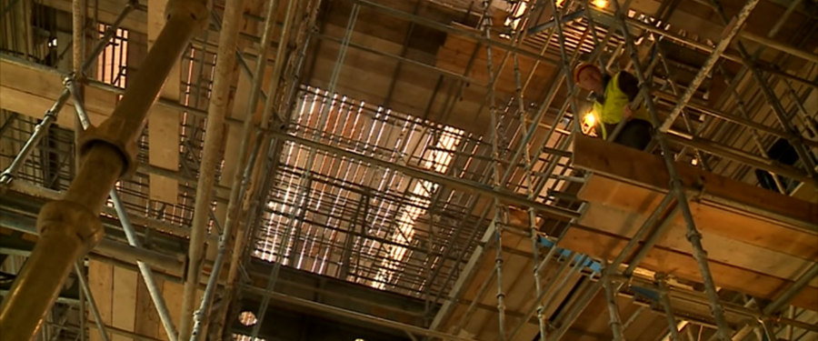 Kilmainham Gaol & Courthouse: 2016 Refurbishment Project