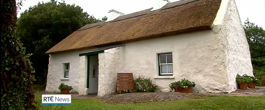 Pearse's Cottage being turned into Visitor Centre for 1916 Centenary