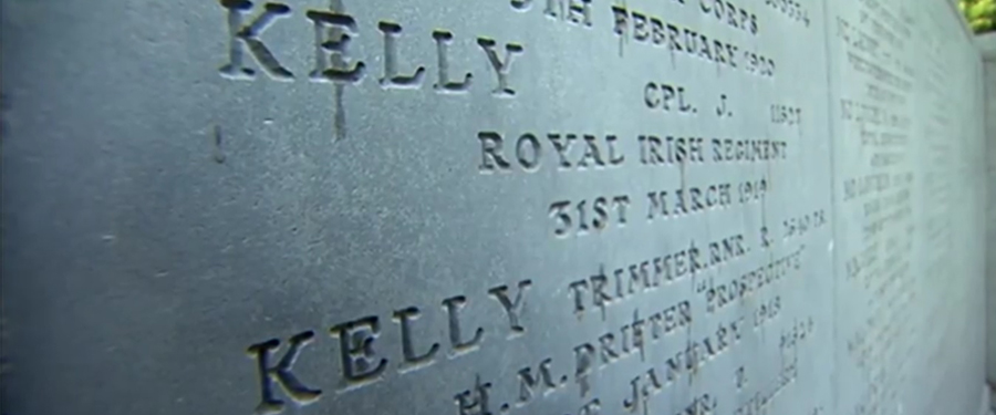 Ceremonies take place to remember those who fought in WW1