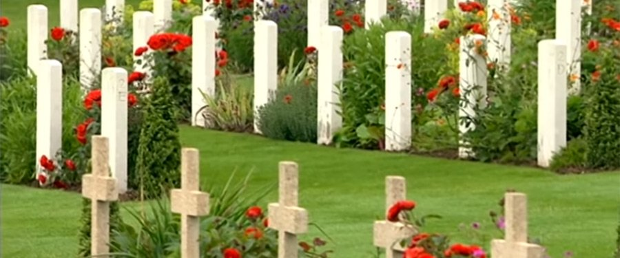 Somme Commemorations: RTÉ News Report