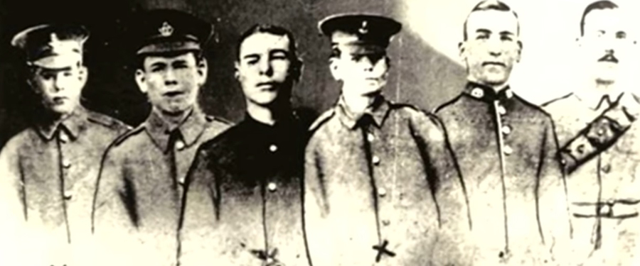 Waterford remembers four brothers who died in World War 1