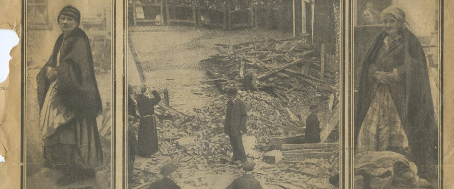 'A Disaster Waiting to Happen' - The Church Street Tenement Collapse