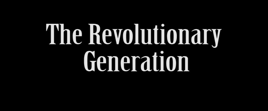 1916: The Revolutionary Generation