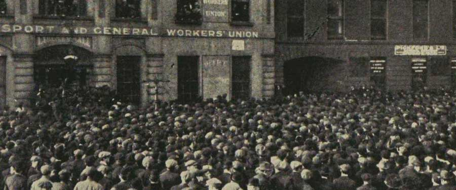 R.T.É. Nationwide: The 1913 Lockout