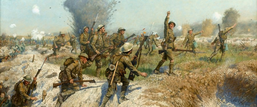 An Irish Tragedy: The Battle of the Somme