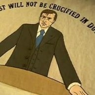 RTÉ Nationwide: the Lockout in Tapestry