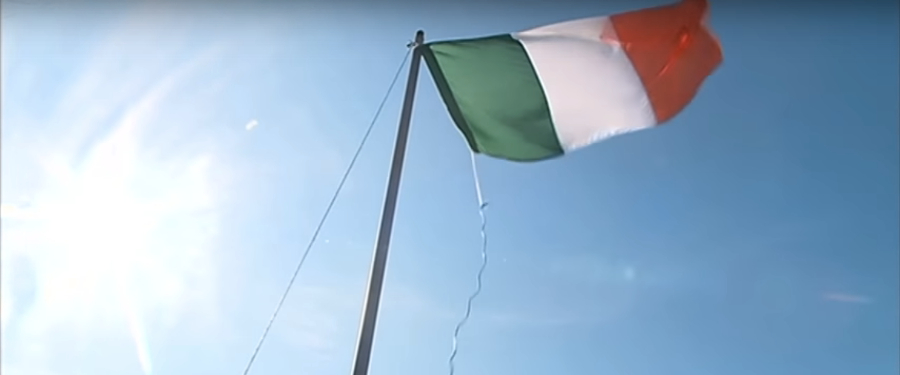 RTÉ News: Proclamation Day