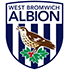 West Bromwich Albion Flag